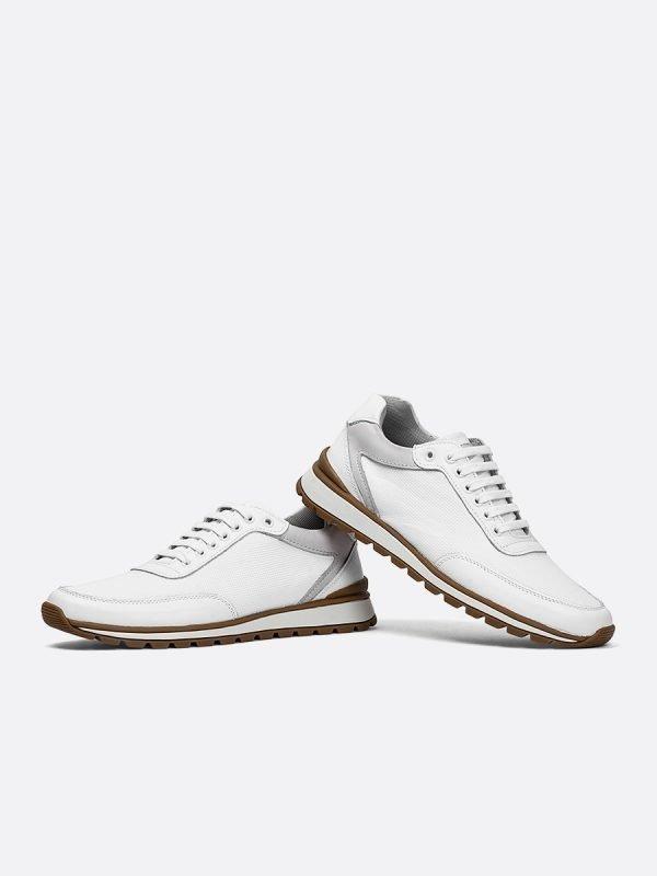 ZANS01-BLA, Todos los zapatos, tenis, Cuero, Vista galeria