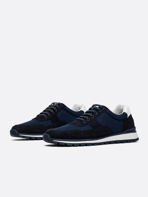 ZANS04-AZU, Todos los zapatos, tenis, Cuero, Vista galeria