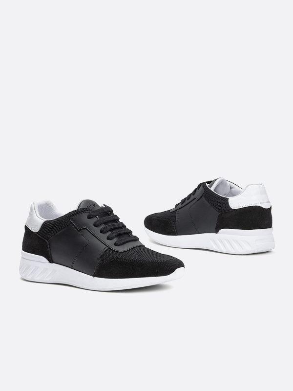 ALEX01-NEG, Todos los zapatos, tenis, Cuero, Vista Galeria