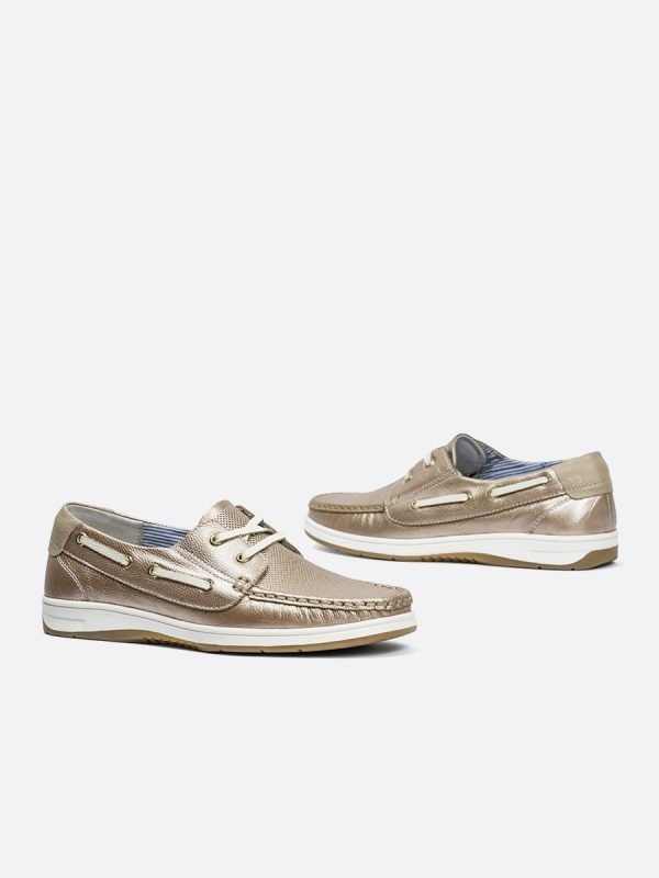HILL-MET, Todos los zapatos, Mocasines, Cuero, Vista galeria