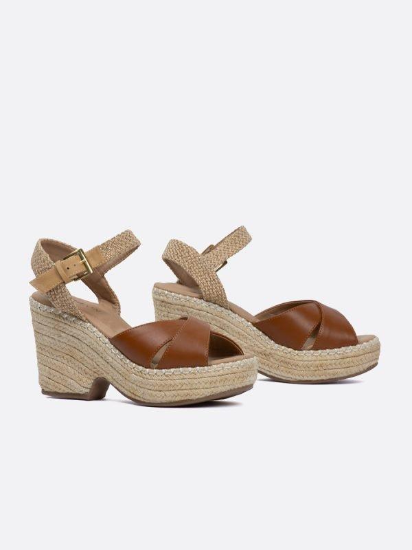VILEN4-MIE, Todos los zapatos, Sandalias Plataforma,Sintético, Vista Galeria