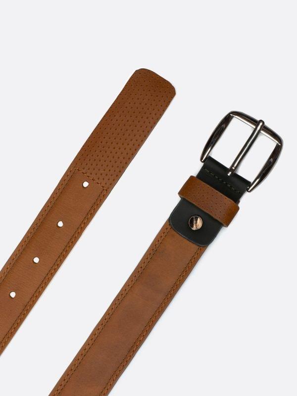 #113-MIE, Todos los Accesorios, Correas, Cinturones, Cuero,Vista Galeria