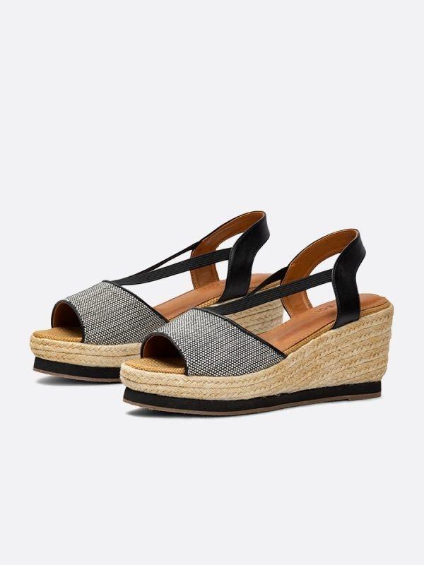ABET21-NEG, Todos los zapatos, Sandalias Plataforma, Galeria