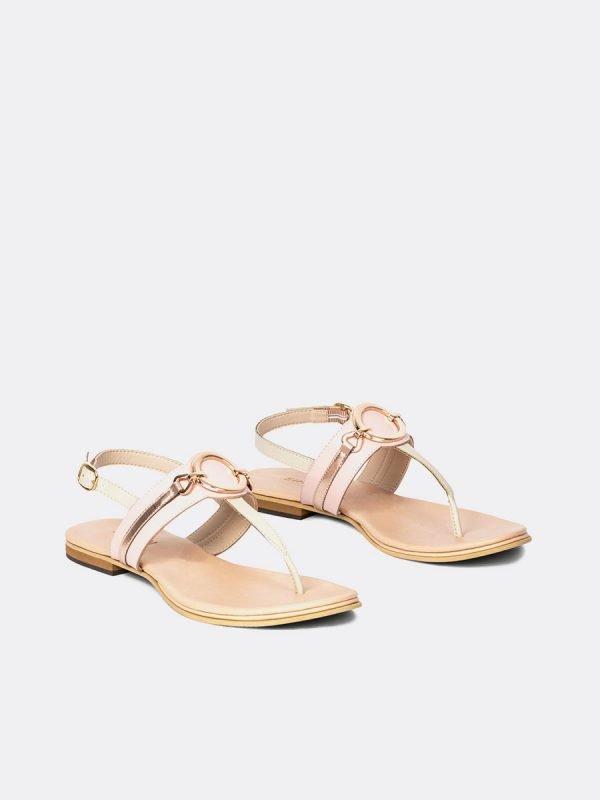 KEIN4-NUD, Todos los zapatos, Sandalias Planas, vista Galeria
