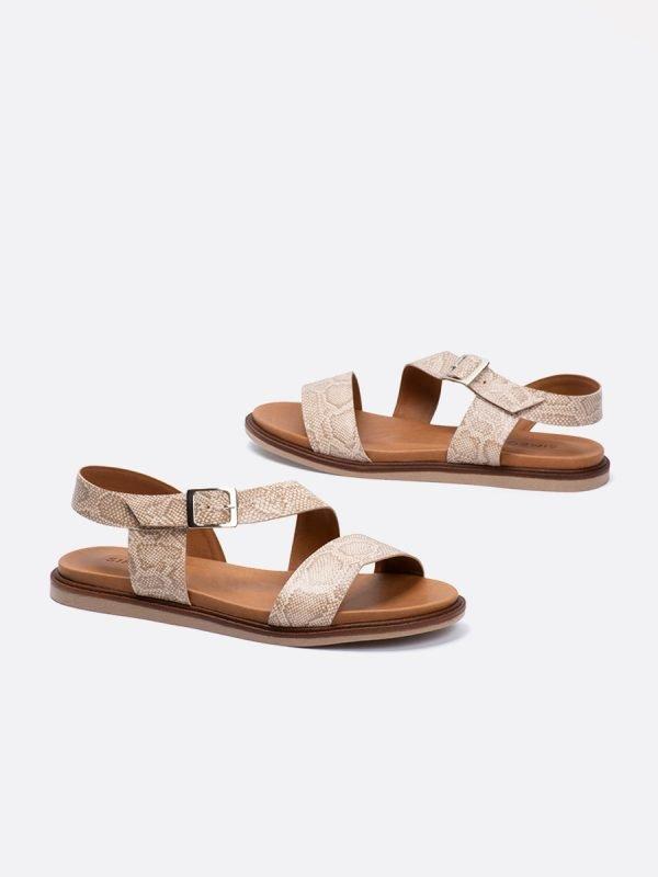 MISS21-TAU, Todos los zapatos, Sandalias Planas, vista Galeria