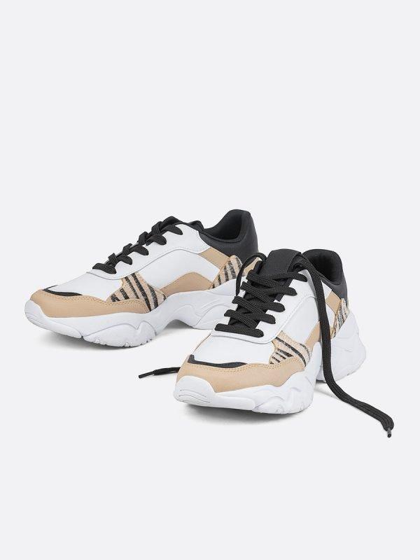 NALA2-BXN, Todos los zapatos, Tenis, Sintético, Vista Galeria