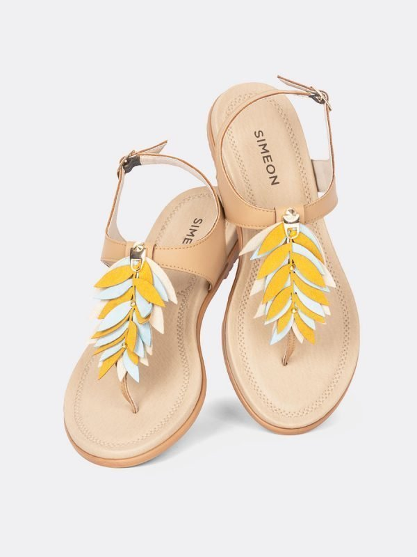 CLOUD3-TAU, Todos los zapatos, Sandalias Planas, vista Galeria