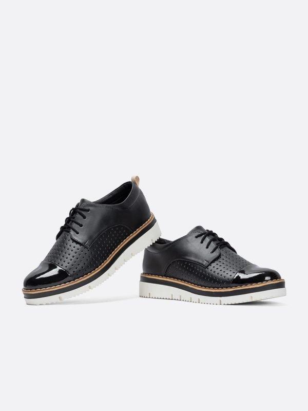 EMILA2-NEG, Todos los zapatos, Zapatos de Cordón, Vista Galeria