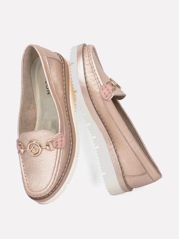 EVEN2-ORR, Todos los zapatos, Mocasines, Cuero, Vista Galeria
