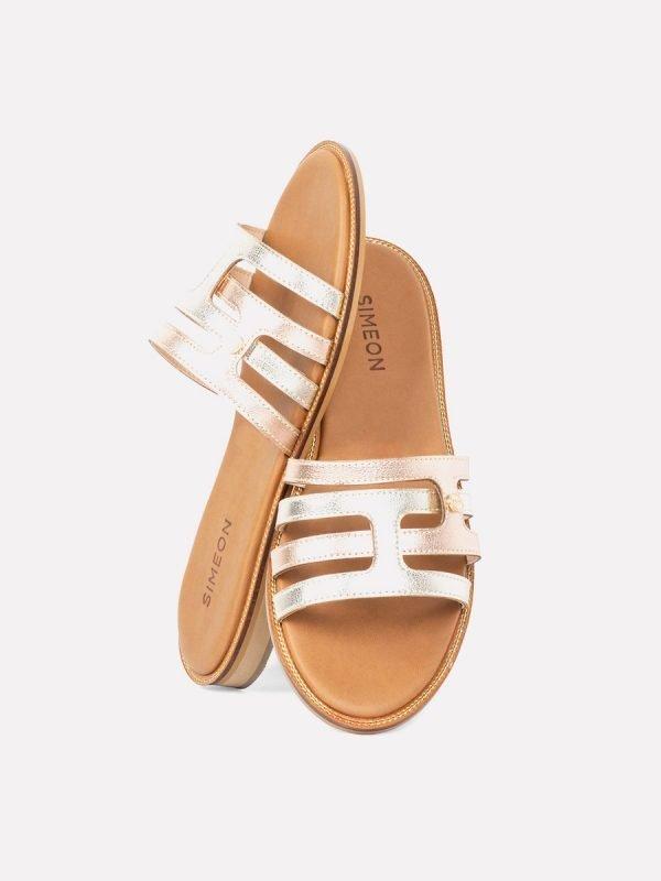 LEAD-CHA, Todos los zapatos, Sandalias Planas, vista Galeria