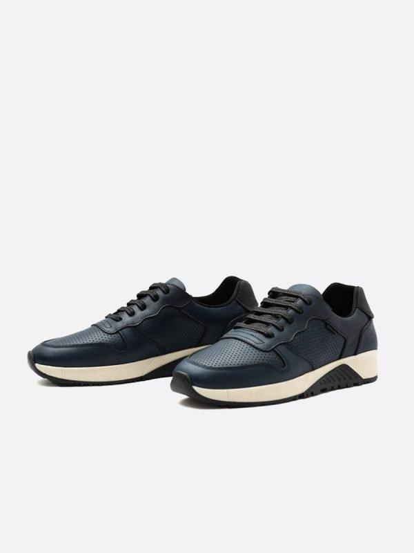 TAHOE06 -AZU – Todos los zapatos – Deportivos – Cuero – Vista Galeria