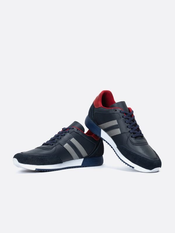 DEGEL21-AZU-Todos los zapatos – Deportivos – Cuero – Galeria 3