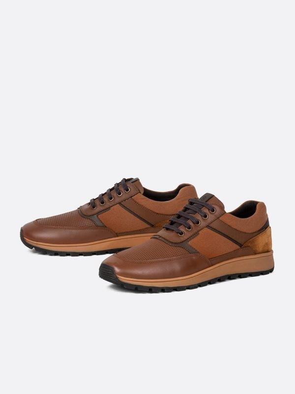 FLAX01-MIE, Todos los zapatos, tenis, Cuero, Vista Galeria