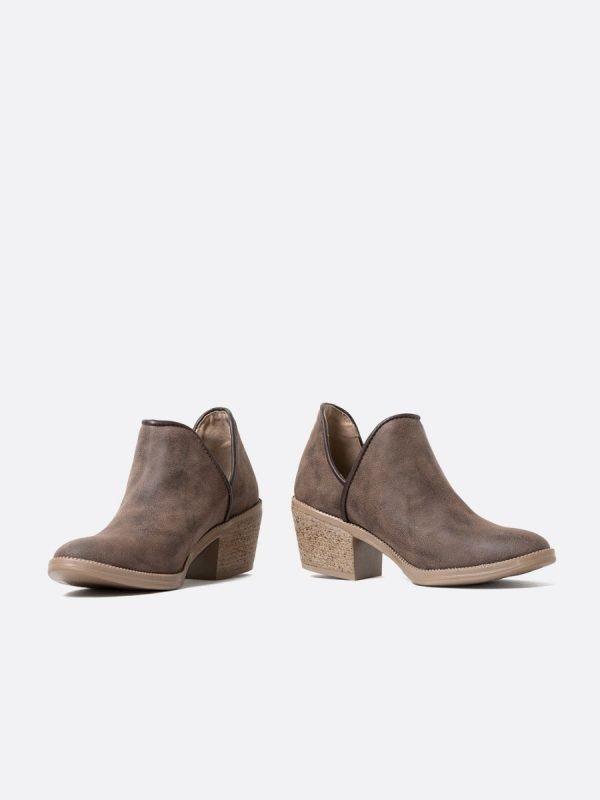 JAKAR2-CAF – Todos los zapatos – Botas – Sintético – Vista Galeria