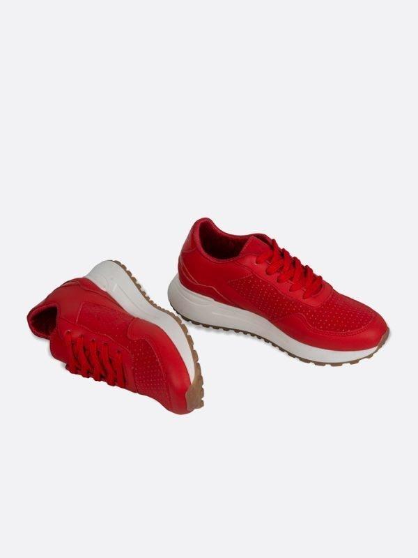 LUMAR-ROJ, Todos los zapatos, Tenis, Sintético, Vista Galeria