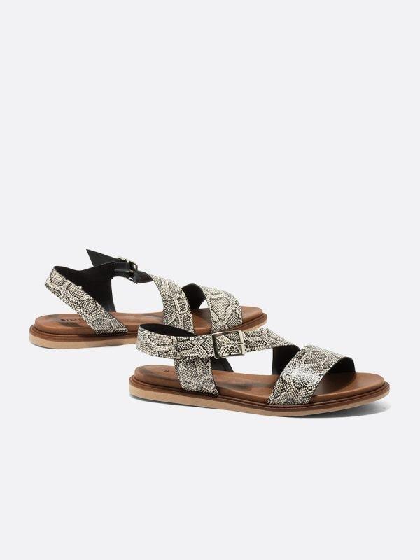 MISS21-NEG, Todos los zapatos, Sandalias Planas, vista Galeria