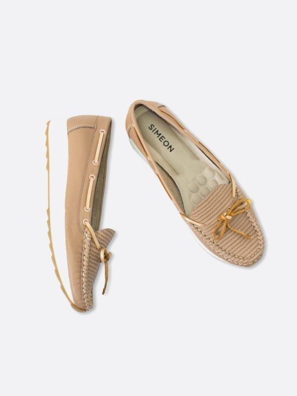 POINT-TAU, Todos los zapatos, Mocasines, Cuero, Vista Galeria