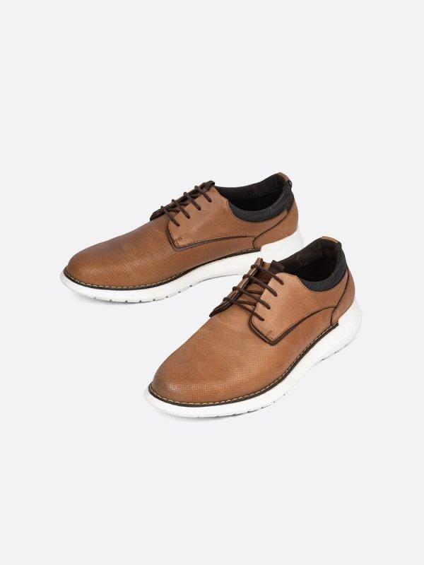 POLA03-ARE, Todos los zapatos, Casuales, Cuero, Vista Galeria