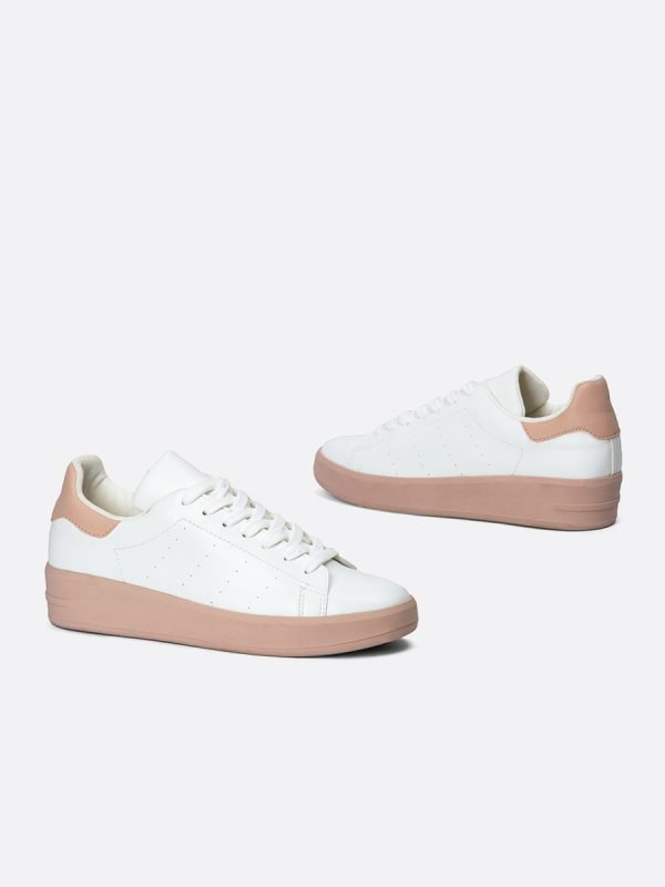 SLAN3-BRR, Todos los zapatos, Tenis, Sintético, Vista Galeria
