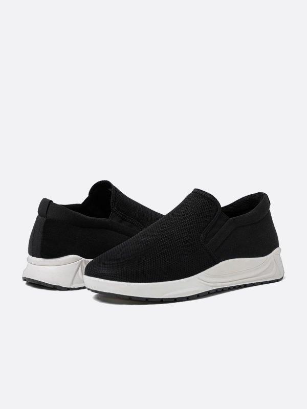 POKE02 -NEG – Todos los zapatos – Textil – Caucho Deportivos – Vista Galeria