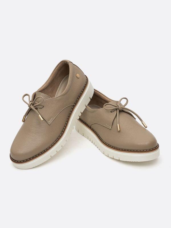 JUNIN2-TAU, Todos los zapatos, Cordon casual,Cuero, vista Galeria