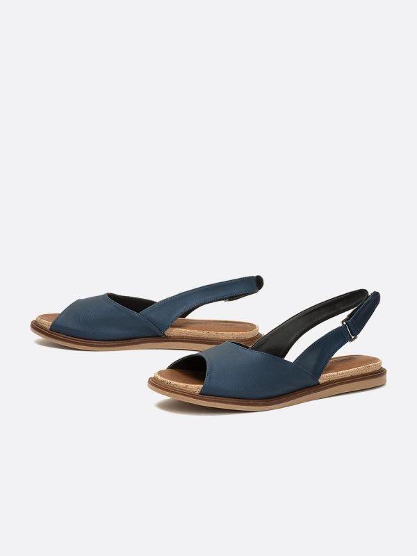 MATT-AZU, Todos los zapatos, Sandalias Plataforma casual, Sintetico,Vista Galeria
