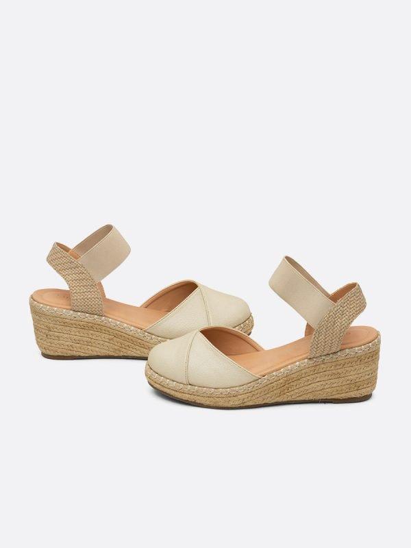 VENICE4-CHA, los zapatos, Sandalias Plataforma, Vista Galeria