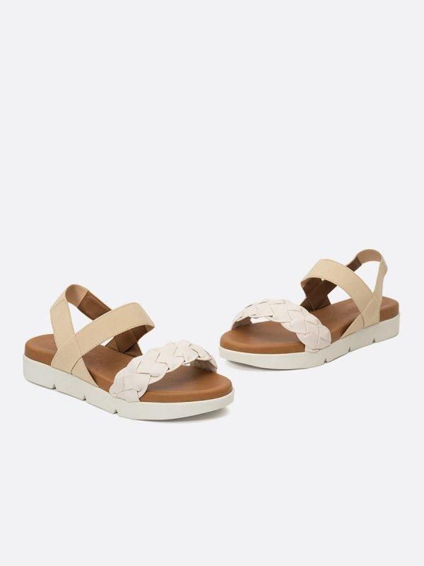 AMAREL-TAL, Todos los zapatos,Plataforma Sandalias Casual, Sintético, Vista Galeria