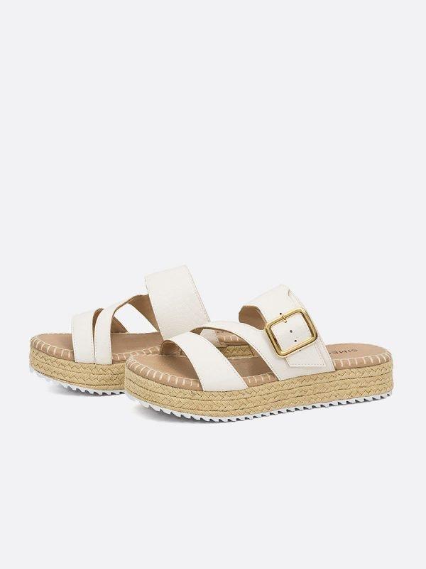BAHIA-TAL, Todos los zapatos,Mediana Sandalia Casual , Sintético, Vista Galeria