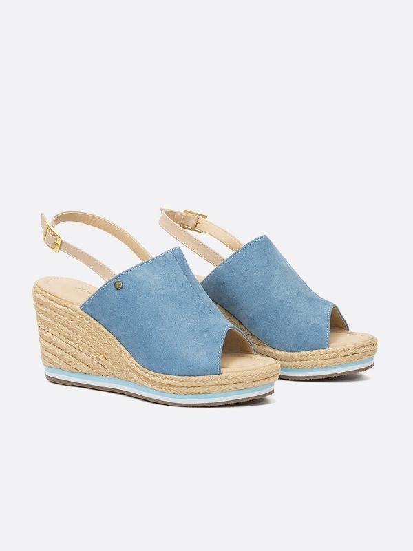 INET3-CEL, Todos los zapatos, Plataforma, Sandalia Casual,Vista Galeria