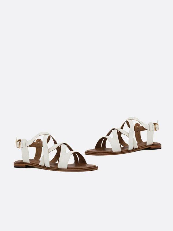 KALEN-BLA, Todos los zapatos,Plataforma Sandalias Casual, Sintético, Vista Galeria