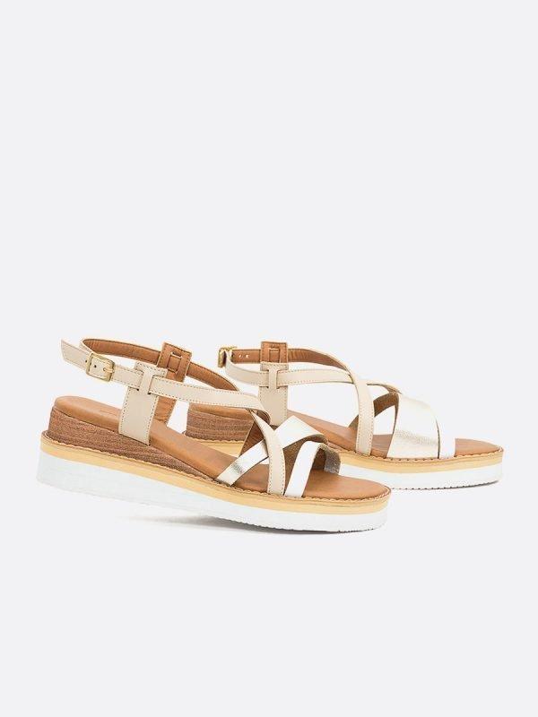 MALBA7-BLA, Todos los zapatos,Mediana, Sandalias Casual,Plataforma, Galeria