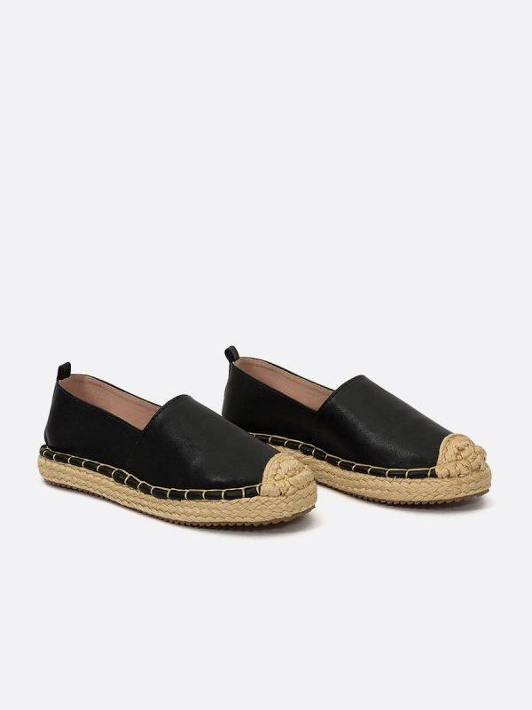 VITALI-NEG, Todos los zapatos, Espadrilas Casual, Espadrilles & Alpargatas Sintético, Vista Galeria
